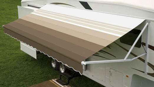 dometic slide out awning instructions