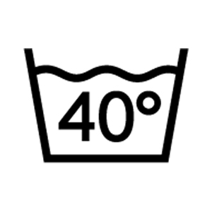 washing instruction symbols 40