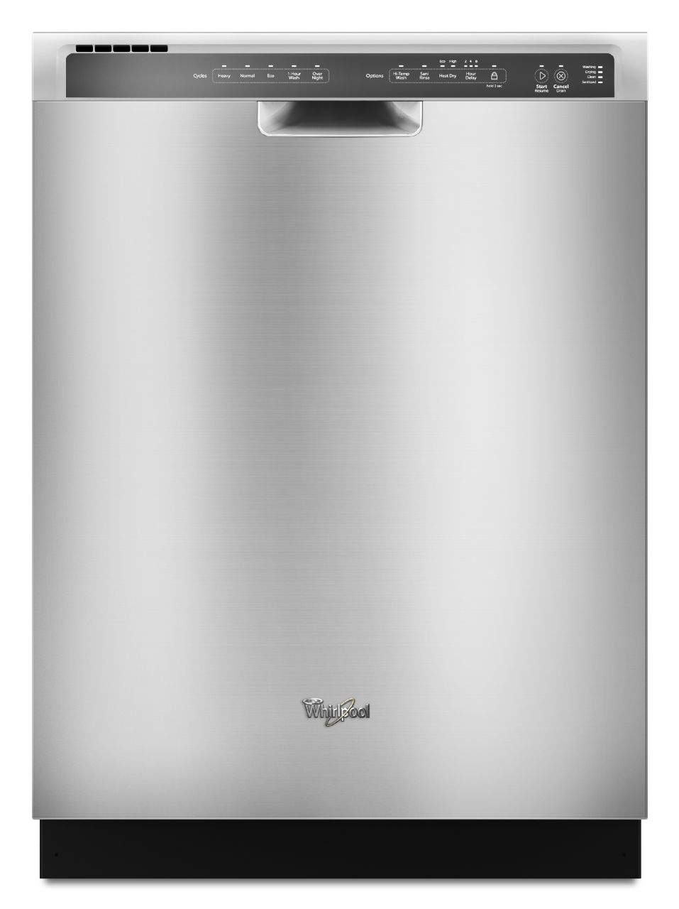 whirlpool gold series dishwasher user manual
