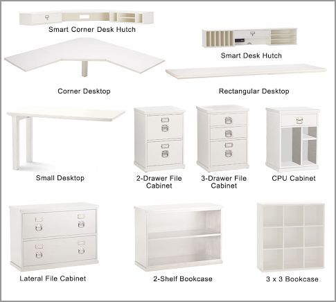 pottery barn whitney desk assembly instructions
