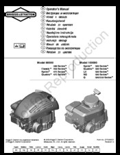 briggs and stratton 450 series manual