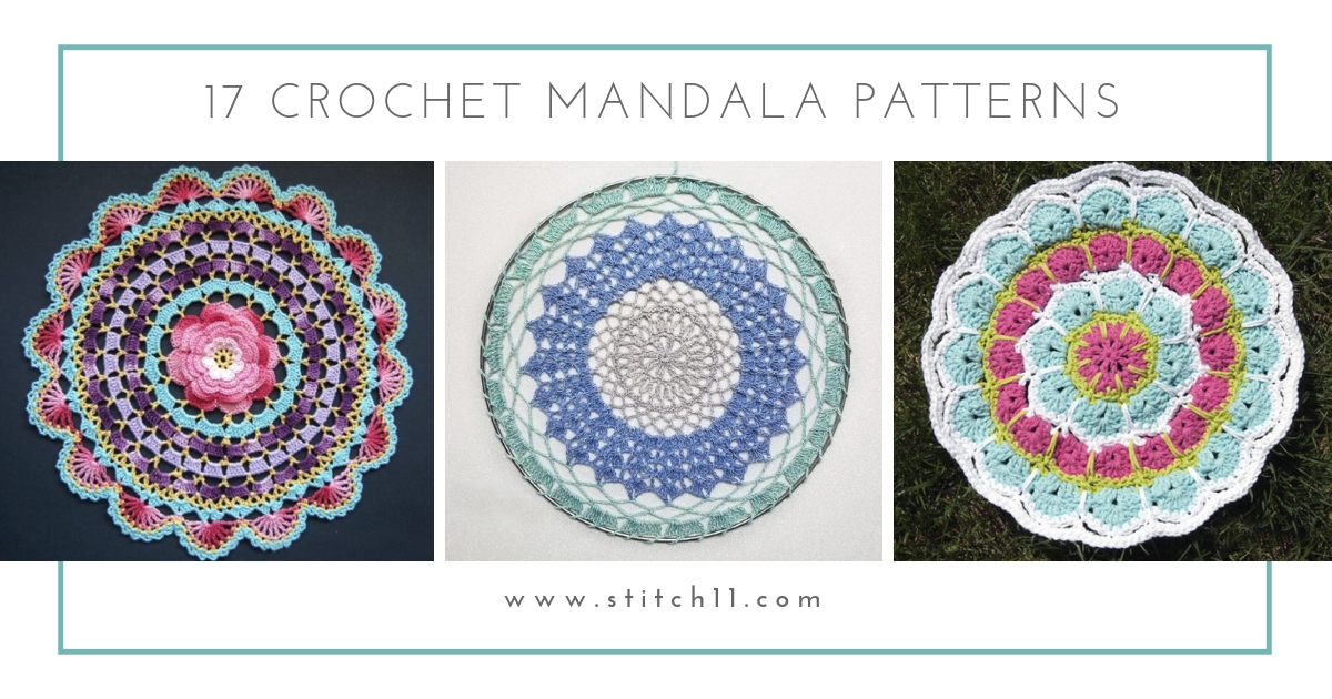 fancy crochet stitches instructions