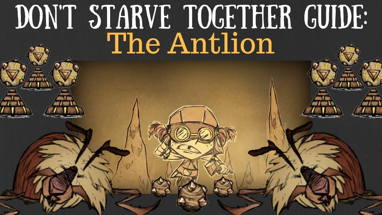 Don t starve together characters guide