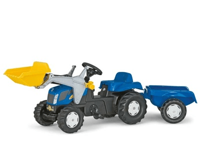 rolly kid tractor instructions