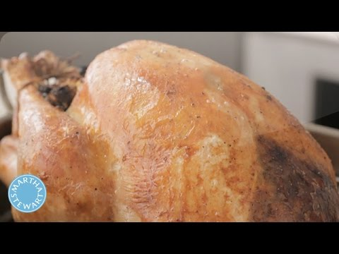 Martha stewart how to cook a turkey in parchment paper