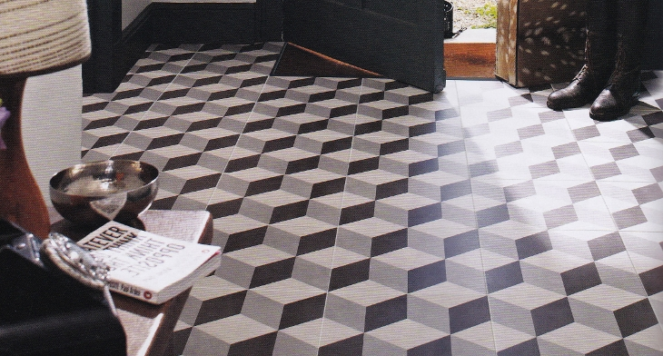 3d how to make floor tile