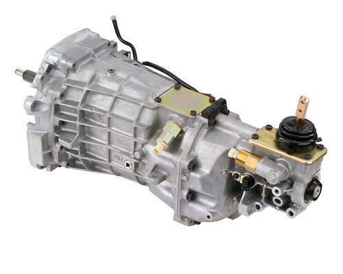 Chevy 6 speed manual transmission 4x4