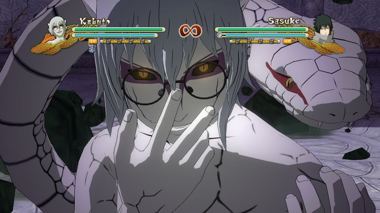 Naruto online how to get kabuto