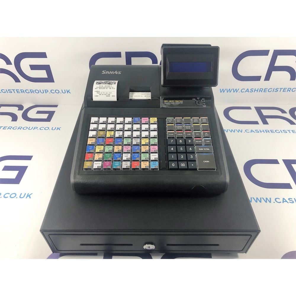 sam4s er 900 cash register manual