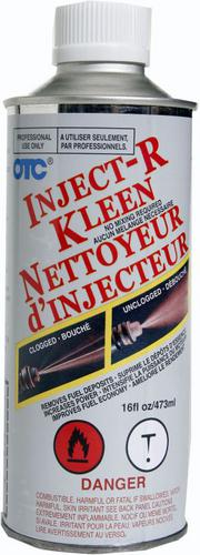otc fuel injector cleaner manual