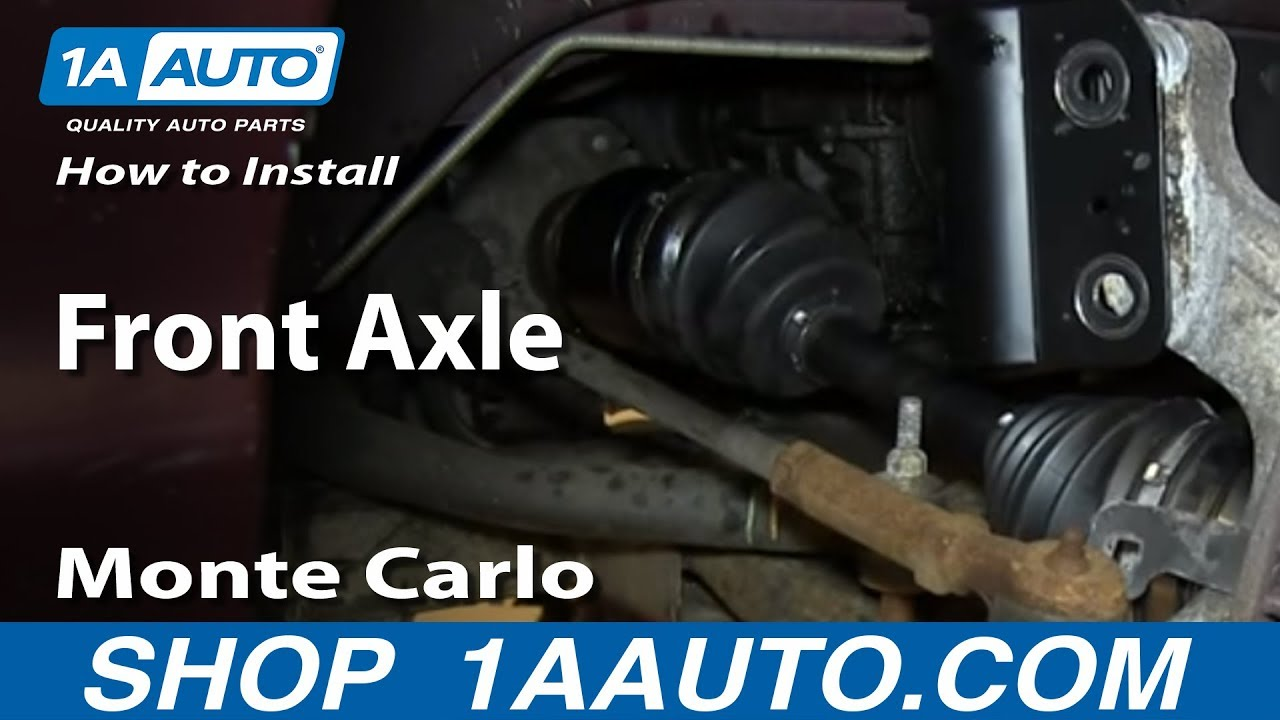 1997 rav4 how to change staked in u joint