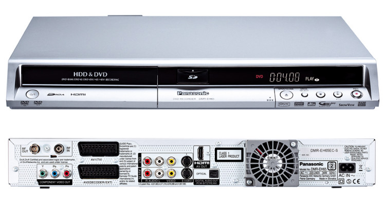 panasonic hdd dvd recorder manual