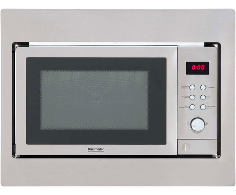 baumatic integrated microwave instructions