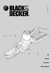 black and decker dr601 manual
