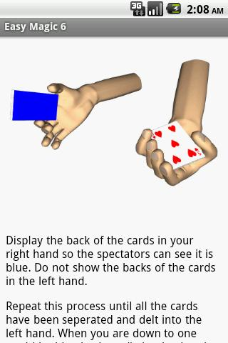 Card tricks revealed step by step instructions