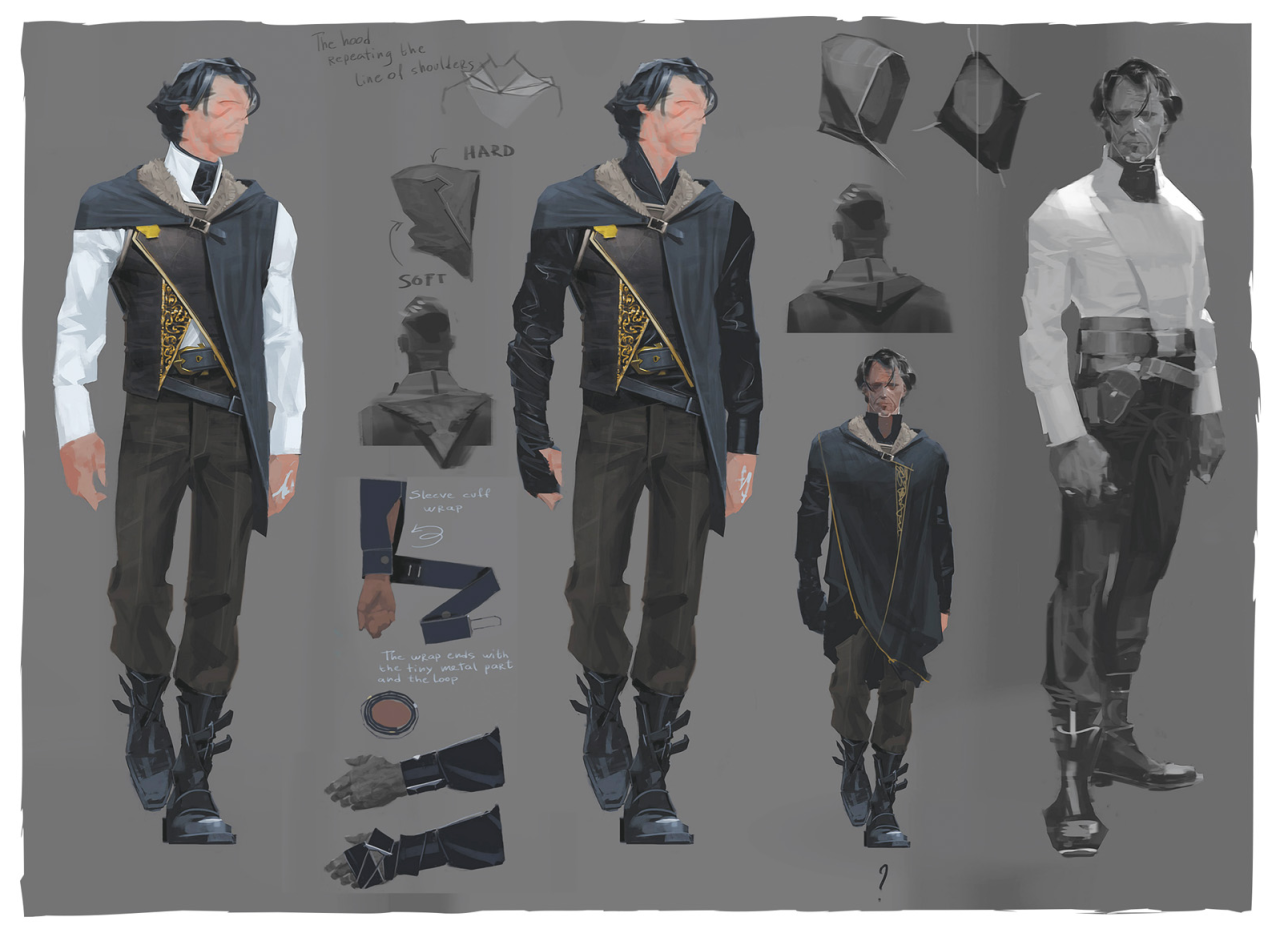 Dishonored concept art book pdf