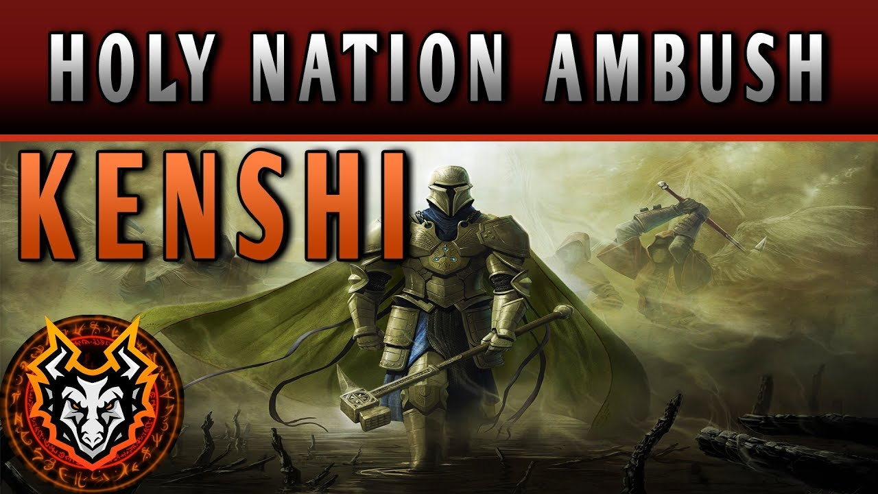Kenshi how to get through holy nation territory