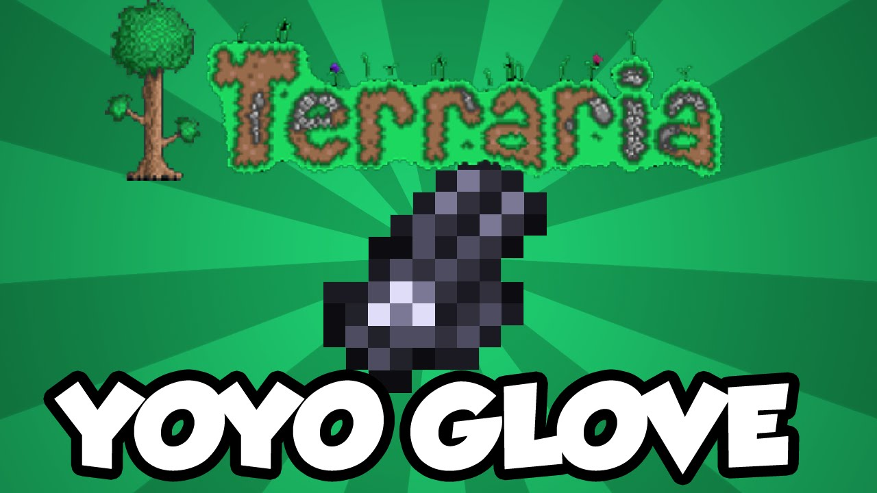 Terraria how to get a yoyo bag