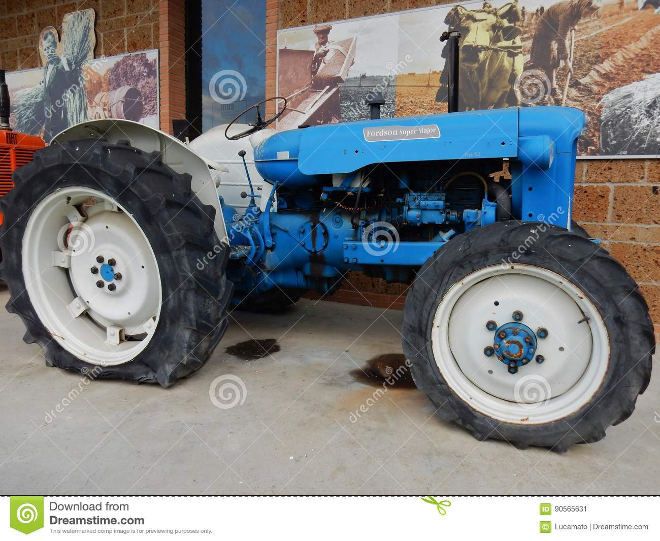 fordson major tractor manual free download