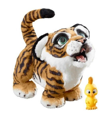 fur real pets tiger instructions