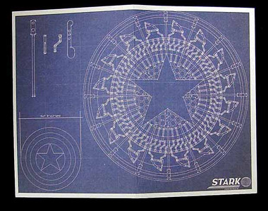 Iron man arc reactor blueprints pdf