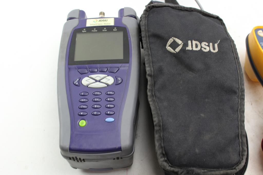 jdsu smartclass home user manual