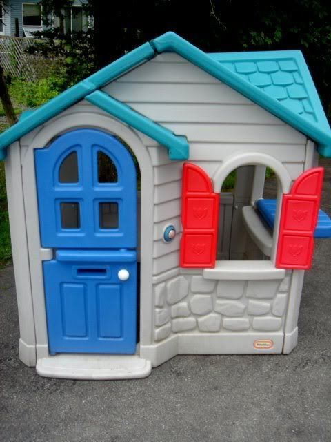 Little tikes playhouse assembly instructions