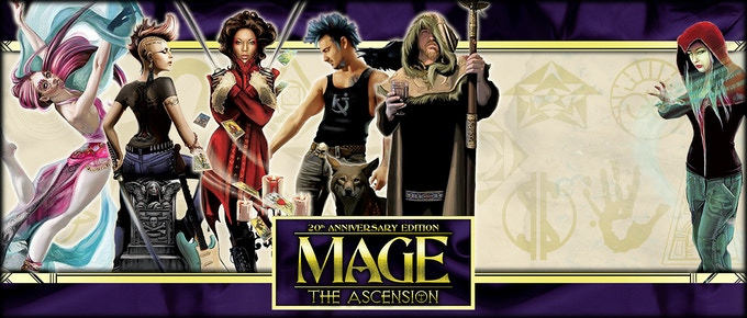 Mage the ascension 1st edition pdf