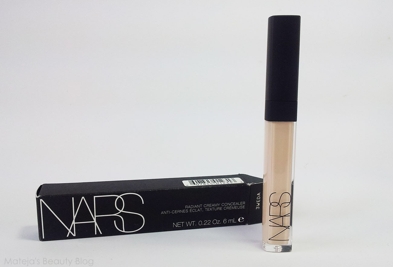 Nars creamy concealer shade guide