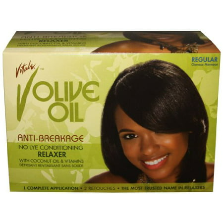 olive oil no lye relaxer instructions