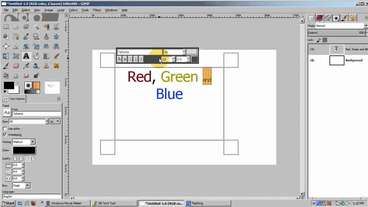Pdf into photshop has grids