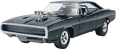 revell fast and furious charger manual