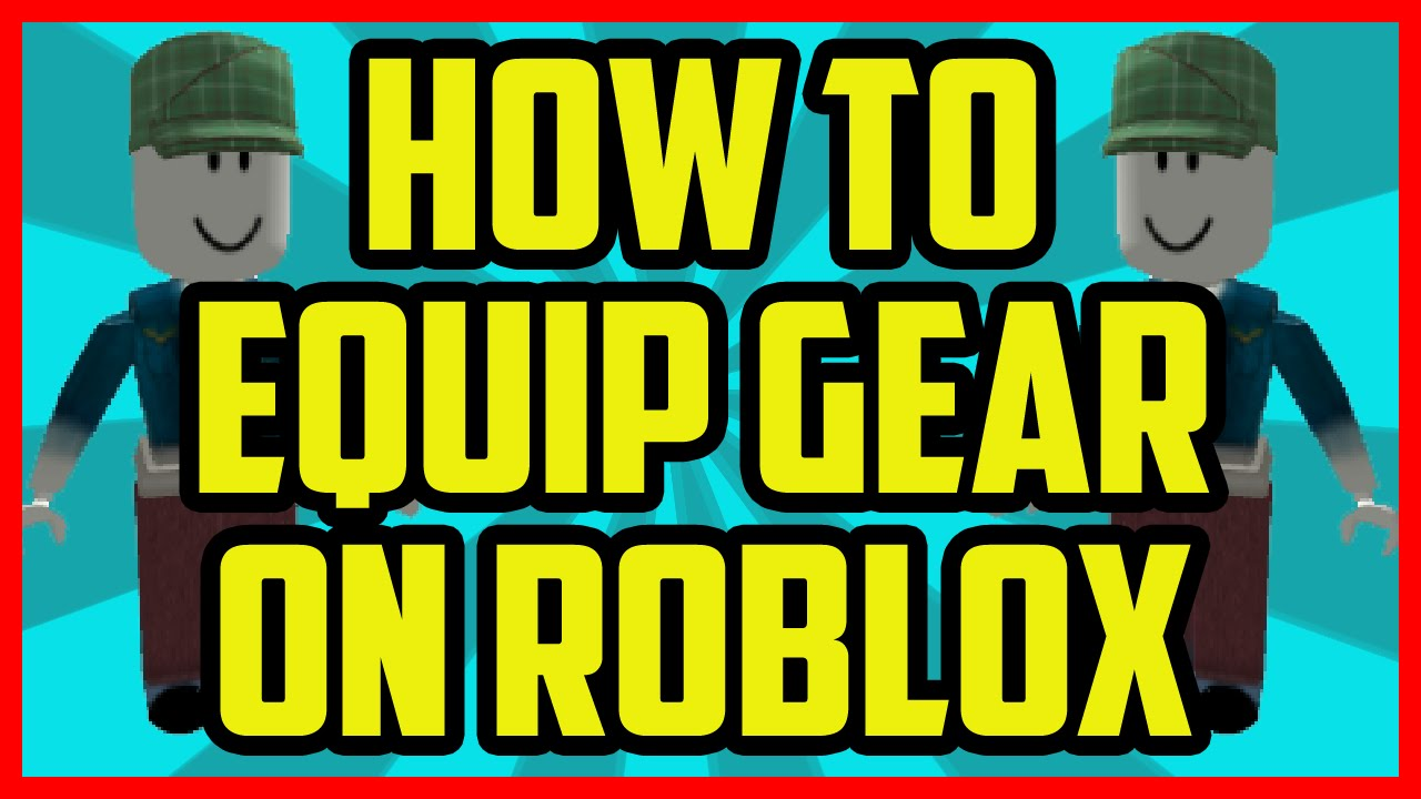 Roblox how to make gear and sell it