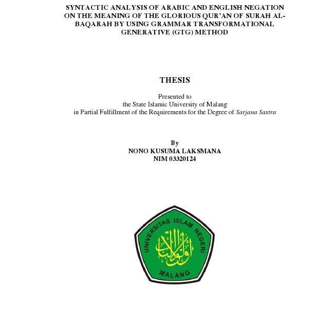 The meaning of the glorious quran pdf