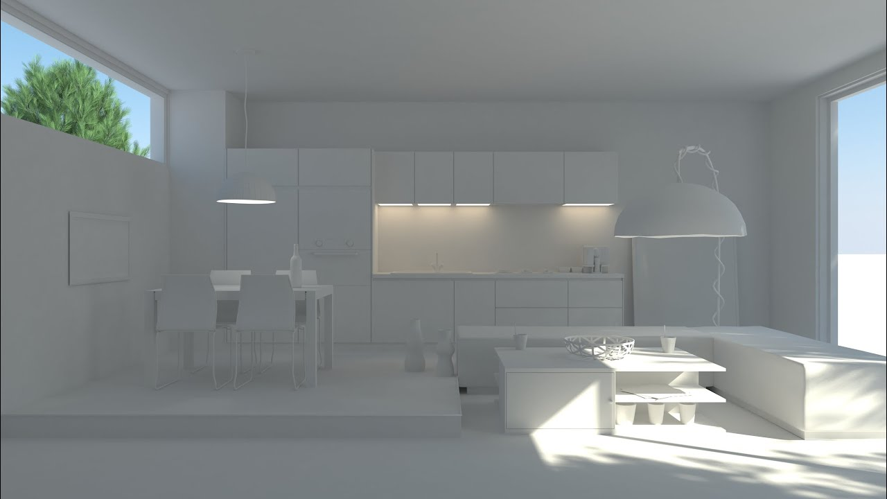 Vray interior lighting tutorial pdf free download