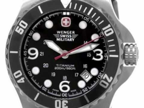 wenger swiss military watch manual